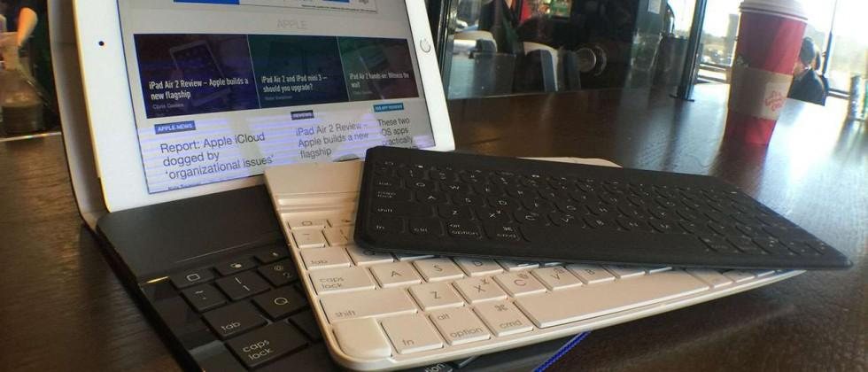 Logitech Ultrathin, Type+, Keys-To-Go iPad Air 2 keyboard Review