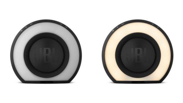 JBL Horizon Bluetooth Clock uses ambient light to wake you