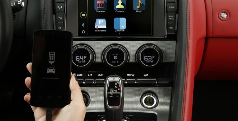 Jaguar Land Rover adds justDrive voice control to InControl