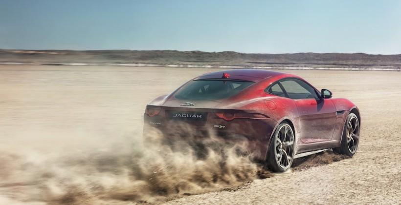 2016 Jaguar F-TYPE R gets AWD to go jet baiting