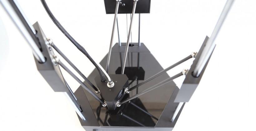FLUX 3D printer brings sci-fi cool to your desktop