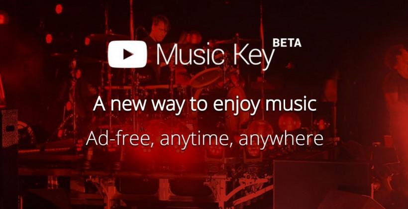 YouTube Music Key arrives for Play Music subscribers next week