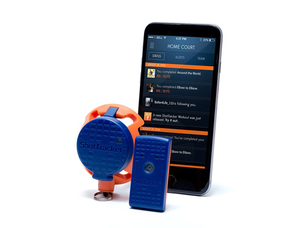 ShotTracker: the wearable that aims to improve your