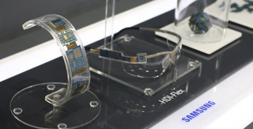 Samsung's flexible electronics could make its Glass rival less ugly