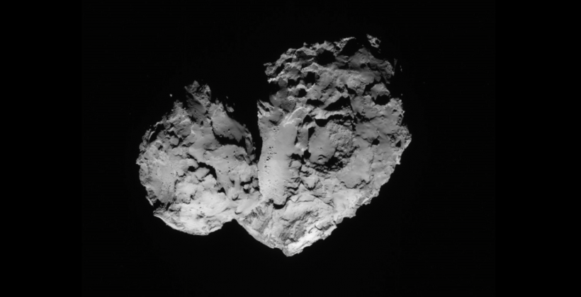Rosetta mission success: comet landing a go!