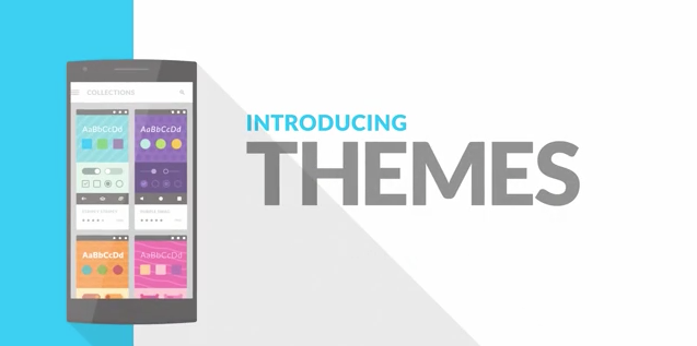 Cyanogen 'Themes' launcher is official