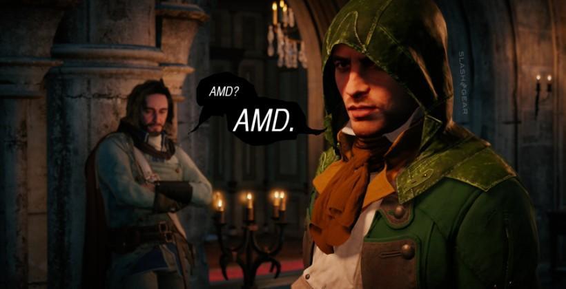 Assassin's Creed Unity issues: Ubisoft blames AMD [UPDATE: Ubisoft recants]