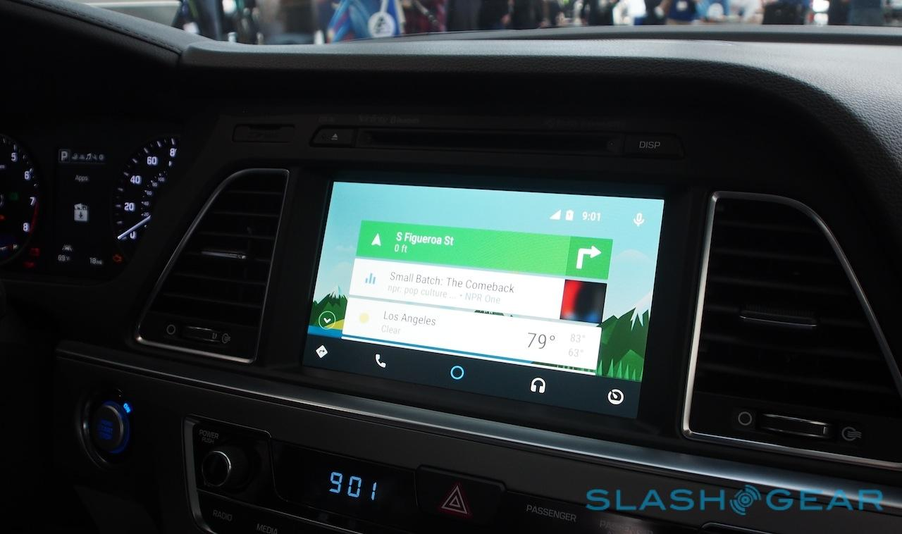 Android Auto hands-on: Promising but patchy flexibility