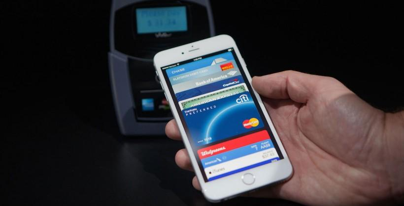 Apple Pay proves hugely popular at McDonald's, Walgreens