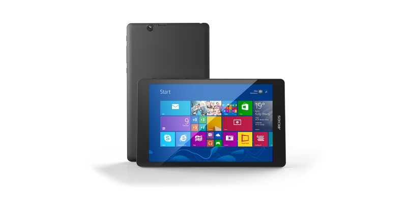 Archos unveils the 80 Cesium Windows 8.1 budget tablet