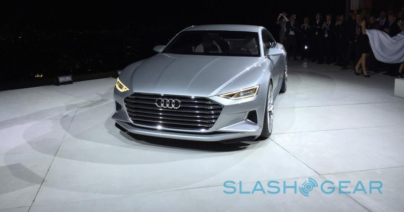 Audi Prologue concept unveiled with bold, new design [VIDEOS]