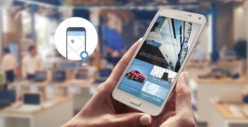 Samsung Proximity brings beacons beyond iPhone