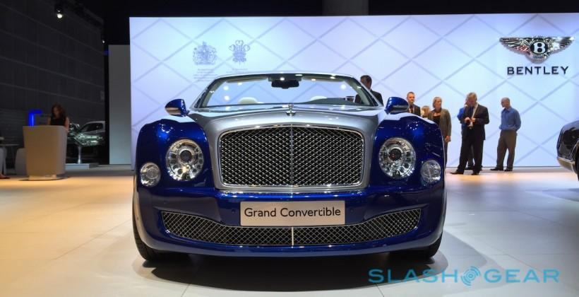 Maybach who? Bentley brings true opulence to LA