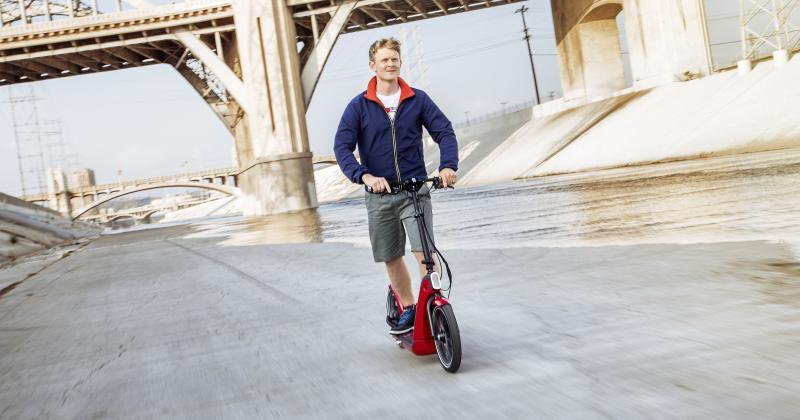 BMW's new MINI Citysurfer Concept isn't a car