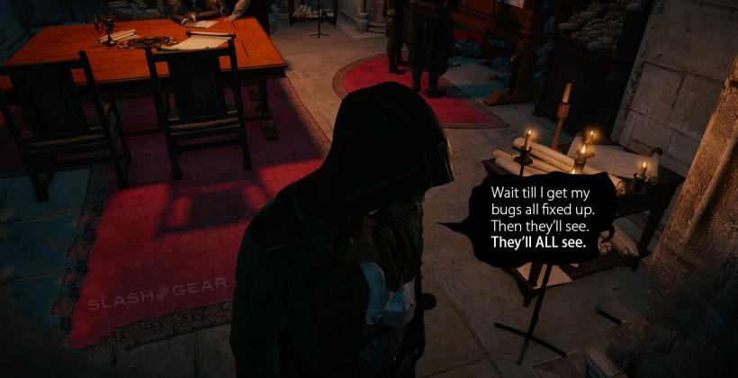 Should you give Ubisoft a break on Assassin's Creed Unity?