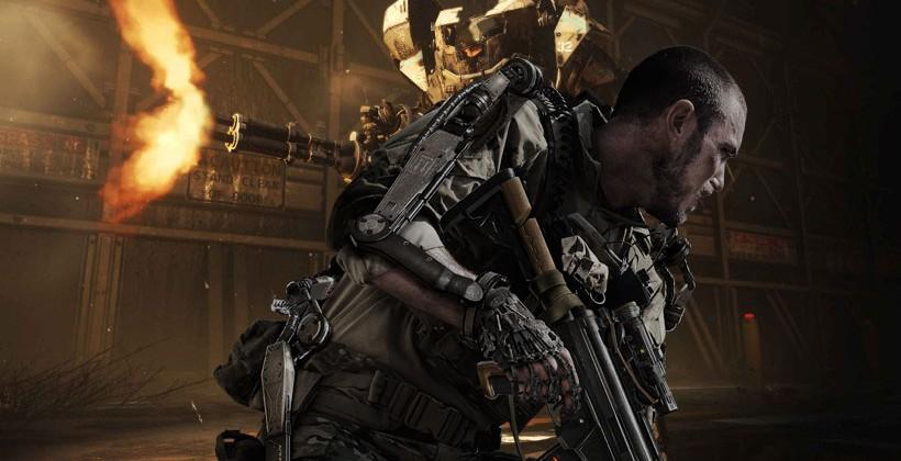 How Call of Duty beat Titanfall, Destiny, and Wolfenstein combined