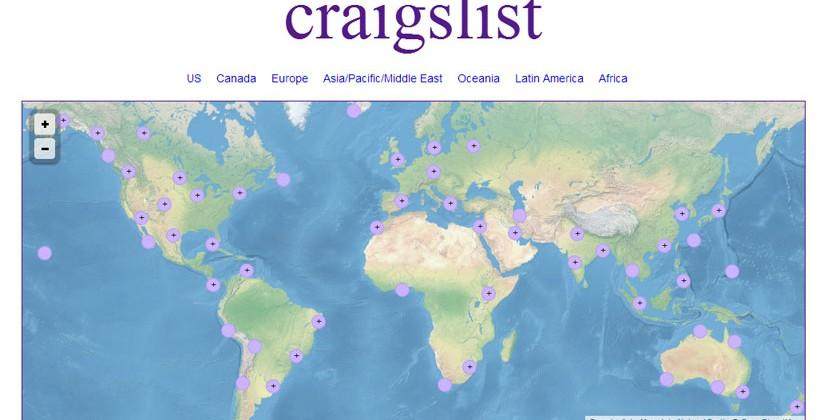 Craigslist taken offline by hacker
