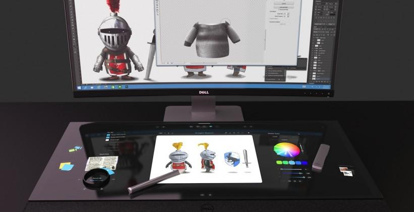 This Smart Desk concept is the Dell you actually want