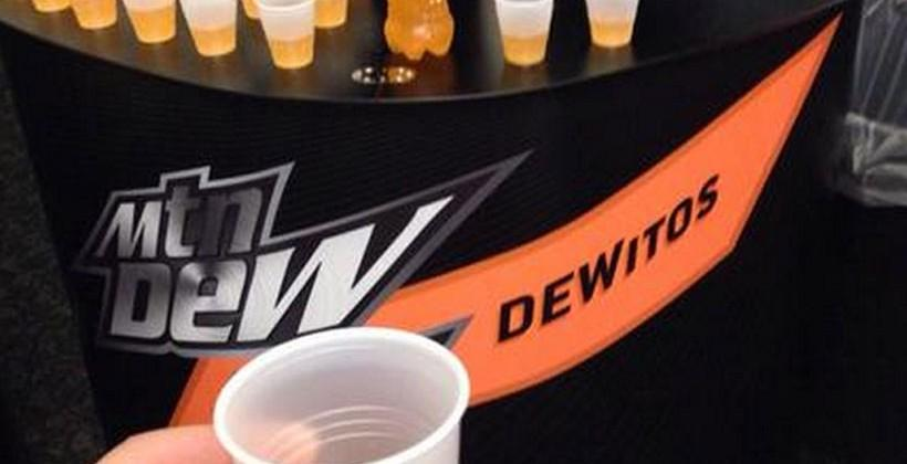 Dewito: Mountain Dew that tastes like Doritos