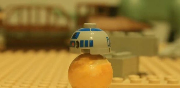 'Star Wars: The Force Awakens' trailer already recreated with Lego