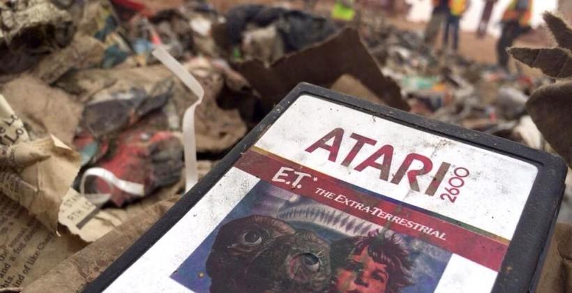 Atari E.T. cartridges from landfill auctioned for up to $1,500