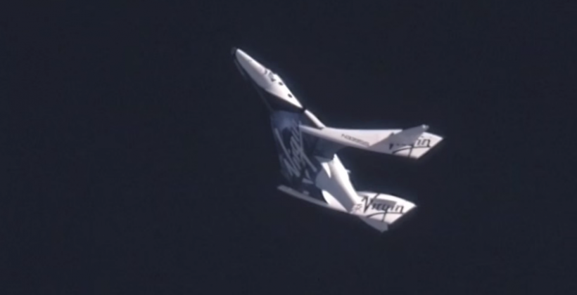 Virgin Galactic crash investigation finds early aero oddity