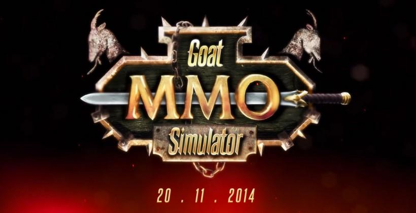 Goat Simulator update to MMO for free this Thursday