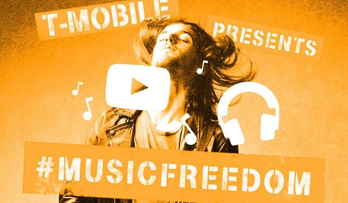 T-Mobile makes Google Music free to stream with 26 other services