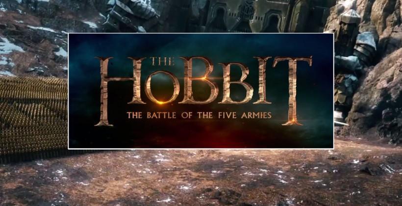 Hobbit: Battle of the Five Armies Main Trailer revealed