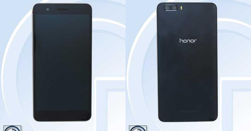Huawei Honor 6 Plus shows up at TENAA with two rear cameras