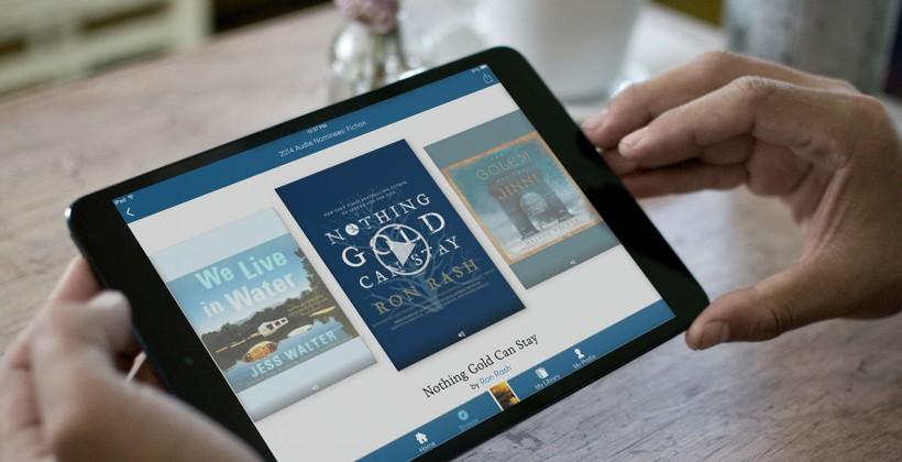 Scribd Audiobooks: expanding beyond Amazon