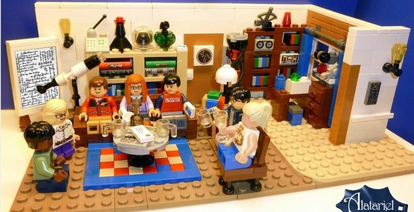 LEGO Ideas 9 and 10: Big Bang Theory and Birds