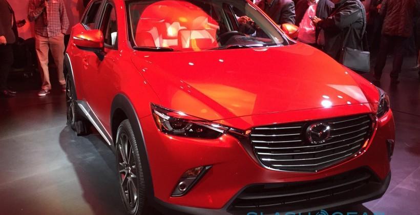 2016 Mazda CX-3 promises perky city crossover fun