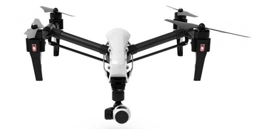 DJI Inspire 1 drone officially debuts with 4K camera in tow