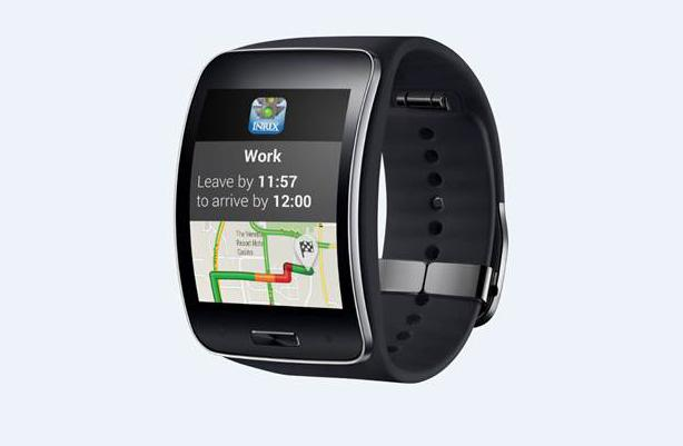 Gear S smartwatch to load traffic-powered apps