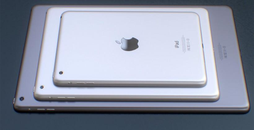 iPad Pro tipped with 12.2in display, stereo speakers, 7mm thick