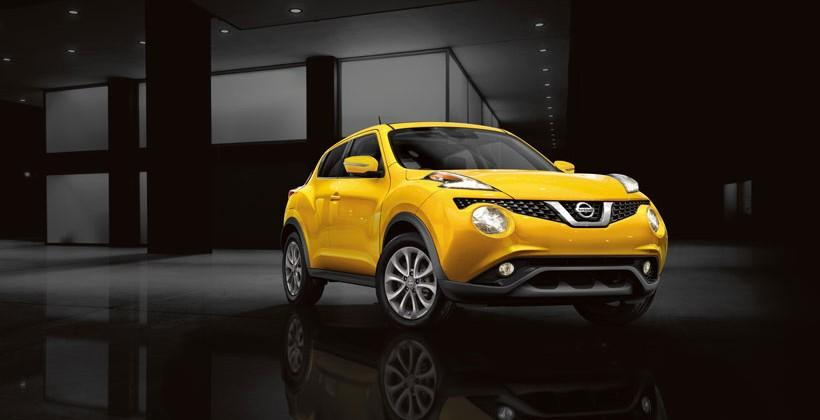 2015 Nissan Murano and Juke Color Studio debut