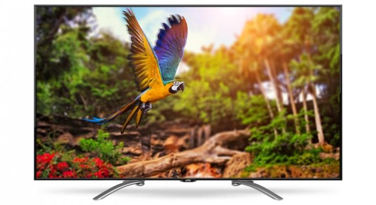 "JVC Diamond Series 85-inch 4K TV said to have ""most precise"" colors"