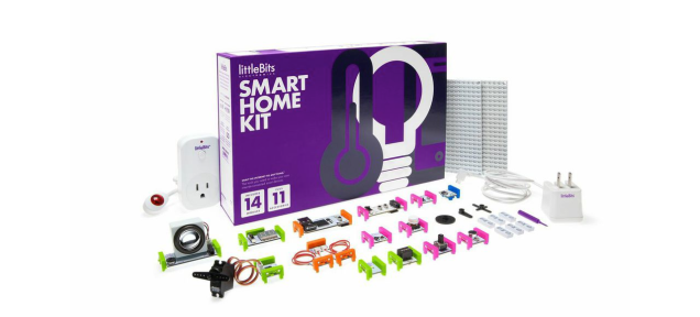 littleBits Smart Home Kit is a home upgrade arsenal