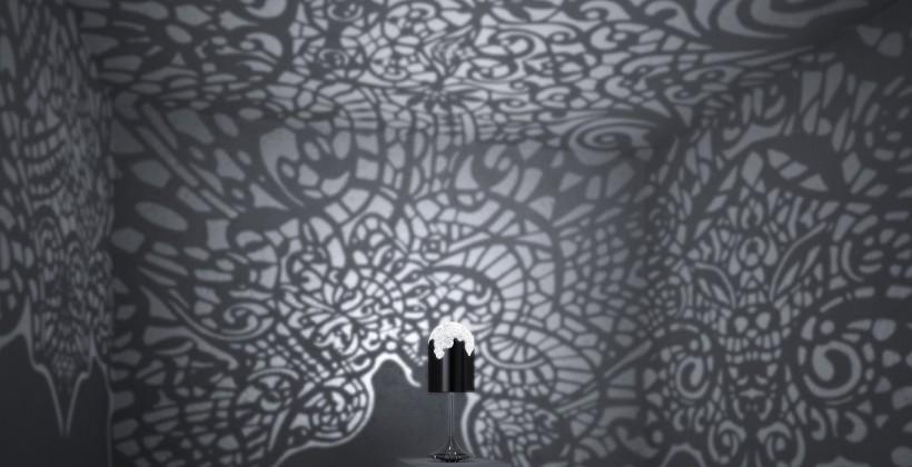 Lacelamps use 3D printing to paint your walls with shadows