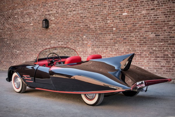 The first official 1963 Batmobile is up for auction