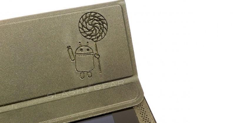 NVIDIA SHIELD Tablet Lollipop release by November's end