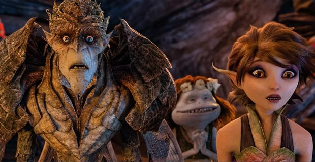"George Lucas pens ""Strange Magic"" movie arriving in January"