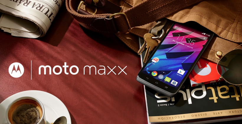 Droid Turbo officially Moto Maxx in international release