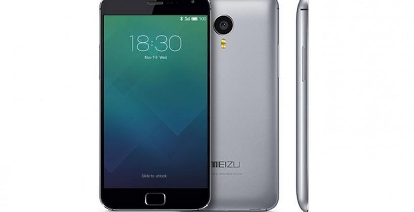 Meizu MX4 Pro debuts with 2k+ display, fingerprint reader and more