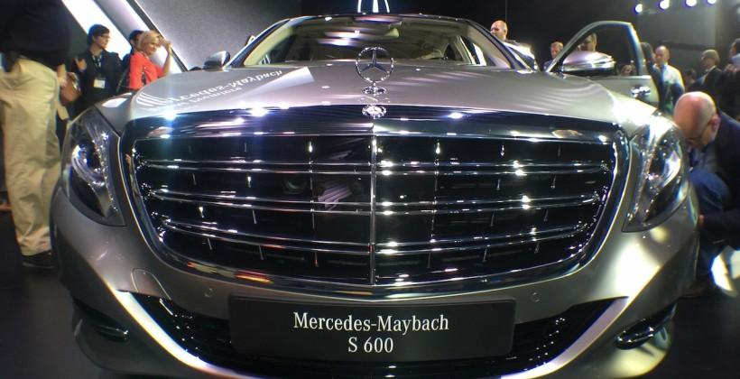 Longer luxury: Mercedes-Maybach panders to plutocrats