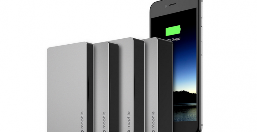 Mophie wants to give your phone 8 days more battery