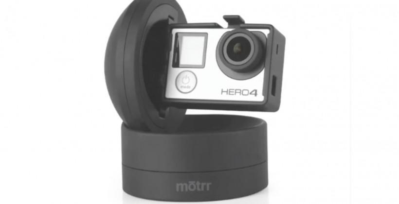 Motrr Galileo gets GoPro, iPhone 6, iPad upgrade