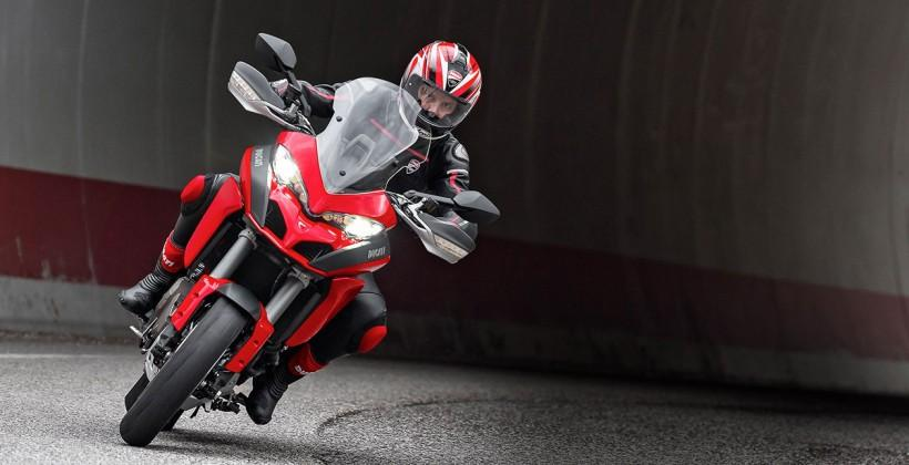 Ducati gets smart systems and an inflatable jacket
