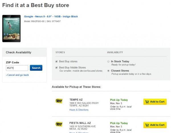 nexus-9-best-buy